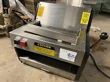 Oliver 711 Countertop Commercial Electric Bakery Bread Loaf Slicer Cutter 115v