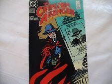 Crimson Avenger #1 (9.4 Nm) Dc-6/88-Xtreme Hi Grade-See Photos- Beautiful Comic!