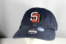 San Diego Padres Blue Baseball Cap Fitted L