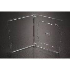 100 Casos SUPER JOYA box case plástico transparente Muy fuerte Resistente