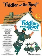 Fiddler on the Roof: Vocal Selections by