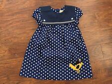 NWT Misha Lulu girl 2T bird pirate sailor dress Party Summer boutique Sea RARE!