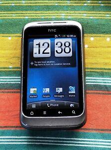 HTC Wildfire S A510B 3G Wi-Fi Telstra Unlocked Used Phone.