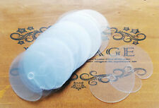 50 Pcs Per Pack Heat Protector Shields For Hair Extension Hair Processing Tool