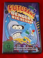 DVD - Futurama. Bender's Big Score