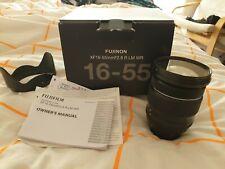 Fujifilm XF 16-55 mm F/2.8 R LM WR Lens