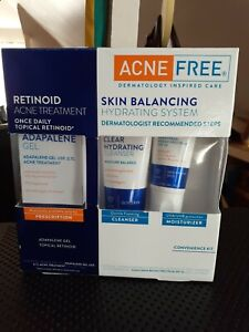 AcneFree Adapalene (Acne Treatment) Convenience Kit