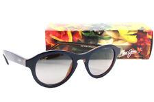 Maui Jim LEIA GS708-03D Rootbeer / Blue Sunglasses Polarized Neutral Gray Lenses