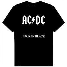 CAMISETA AC/DC BACK IN BLACK