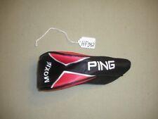 Junior Ping Moxie Black/Red Fairway Wood Headcovers Hf342