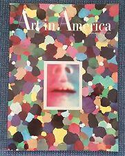 Art In America Nov Dec 1970 Robert Rauschenberg Lithograph, Lucas Samaras EROTIC