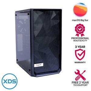 i9 9900K 5.0GHz 8-Core, 32GB 3000MHZ,1TB M2.0 SSD,8GB RX580,TB3.0 macOS Big Sur