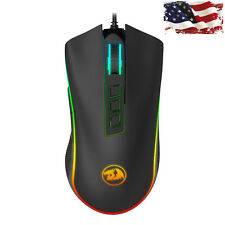 Redragon M711 COBRA Gaming Mouse with 16.8 Million Chroma RGB Color Backlit US