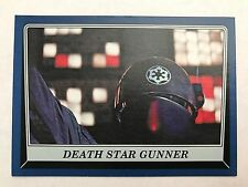 Star Wars Rogue One Mission Briefing #80 Death Star Gunner BLUE NrMint-Mint