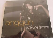 "ANGGUN - CD SINGLE PROMO DIGIPACK ""ÊTRE UNE FEMME"" - NEUF SOUS BLISTER"