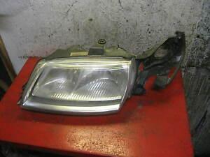 02 04 05 03 saab 9-5 oem drivers side left headlight head light lamp assembly