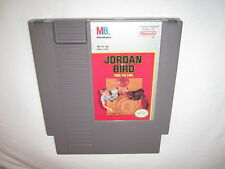 Jordan vs Bird: One-on-One (Nintendo NES) Game Cartridge Excellent