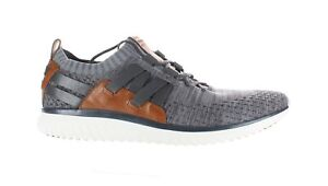Cole Haan Mens Grand Motion Gray Fashion Sneaker Size 12 (1910400)