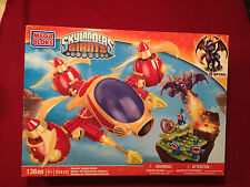 Mega Bloks Skylanders Giants Arkeyan Copter Attack 95418 138 Pieces NEW MIP