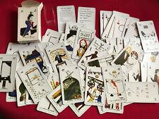 RARE ancien jeu de carte playing cards TAROT DE LA REVOLUTION HELENE BOUBOULIS