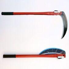 1x Folding Steel Hand Sickle gardening farming Weed remover scythe Blade Cutter