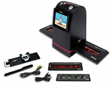Rollei DF-S 190 se diascanner-negativo scanner (da 9 MP, 6.1 cm (2.4) TFT a colori...