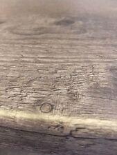 Mountain OAK Vintage Kitchen Worktop UPSTAND Laminate EFFECT  3m X12mm X 70mm