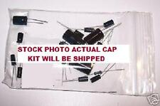 cap kit for NINTENDO (SANYO 20-EZV R-B, C  w/ AUDIO KIT