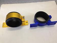 Supporto pompa ergal e filtro carburante 60mm pump support and Fuel Filter alu