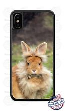 Hare Rabbit Lion Head Bunny Design Phone Case Cover for iPhone Samsung LG etc