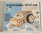 ELEGOO Smart Robot Mini Car Kit - 5 Different Modes - 2019 - Ages 6+ SEALED NEW