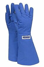 NATIONAL SAFETY APPAREL WATER PROOF LG ELBOW LGTH CRYOGENIC GLOVE  #G99CRBEPLGEL