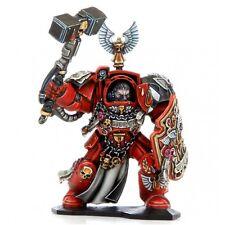 Blood Angels Space Marine Terminator Sergeant Brother Gideon Space Hulk 40K