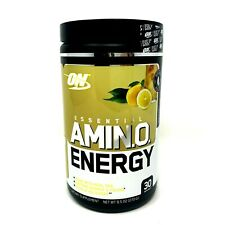 ON Optimum Nutrition Amino Energy BCAA EAA 30SRV Pre Workout Amino Acids Powder