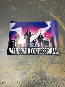 Dashboard Confessional Album Poster 17x23 A Mark A Mission A Brand A Scar