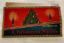 Vintage Decorative Christmas Lights