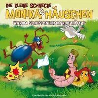 DIE KLEINE SCHNECKE MONIKA HÄUSCHEN 20: WARUM.. CD NEU