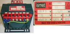 Trafo Ismet Type Is 6A Pri. 220V 10V 34V Transformer
