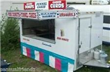Make Money Sell Food Start Food Concession Business Mobile Trailer or Truck