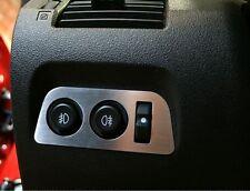 Opel GT Zierblende Schalterleiste Aluminium OPC Saturn Sky Turbo Tuning