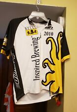 Bells Brewing mens jersey size large.