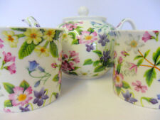 Tea for 2 in Pretty Dog Rose design by The Abbeydale collection.