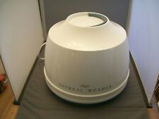 Vintage Dazey Natural Wonder HD61 Electric Hard Bonnet Hair Dryer