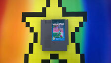 NES NINTENDO  LUNAR POOL  FREE POSTAGE VERY CLEAN STICKER PAL A