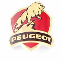 Peugeot Racing Team Top Tube Decals sku Peug206 1 Pair in White