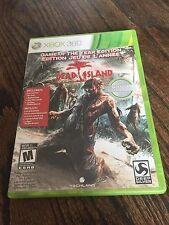 Dead Island Xbox 360 Cib Game XG2