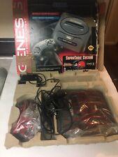 Sega Genesis Model 2 System Console In The Box