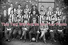 DU 178 - Stockton Railway Association Football 1924-25, County Durham 6x4 Photo