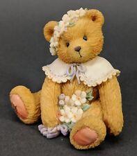 Cherished Teddies ~ May Bear - Friendship Is In Bloom (914797) *Mint*