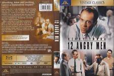 Dvd: 12 Angry Men.Henry Fonda-Lee J. Cobb-Ed Begley